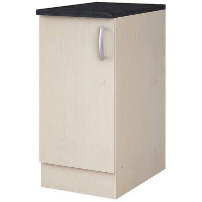 Home Etc Niehl 1 Door Lower Kitchen Cabinet