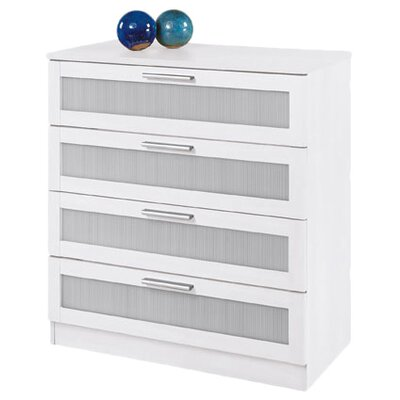Fjørde & Co Licua 4 Drawer Chest of Drawers