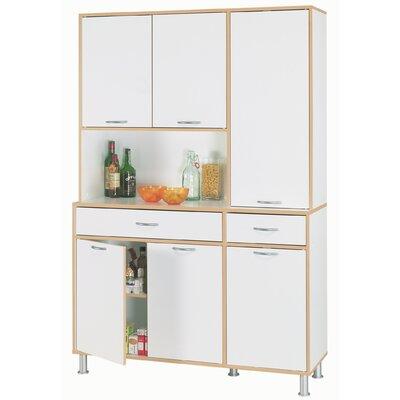 Home Etc Stoss 6 Door and 2 Drawer Kitchen Sideboard