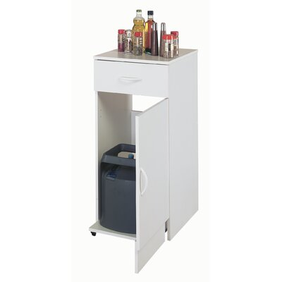 Home Etc Kauf cabinet for the storage of glass bottles