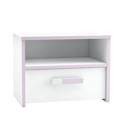 Demeyere Switch Bedside Table with Drawer