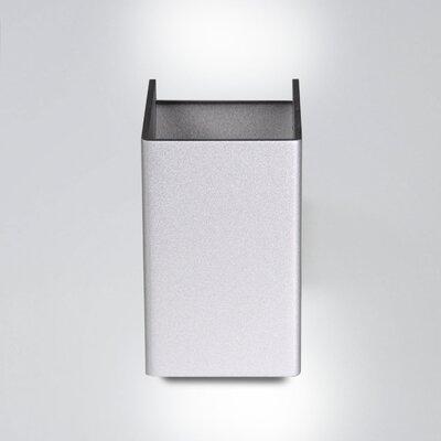 Fjørde & Co 1 Light Flush Wall Light