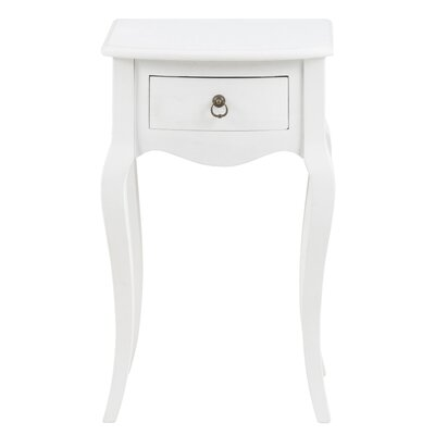 All Home 1 Drawer Bedside Table