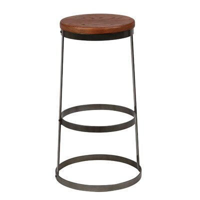 Fjørde & Co Three Circles Bar Stool