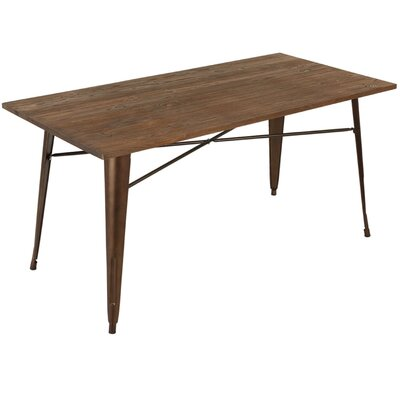 Fjørde & Co Huskvarna Rusty Table