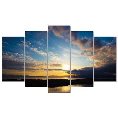 Fjørde & Co Sky 5-Piece Wall Art Set