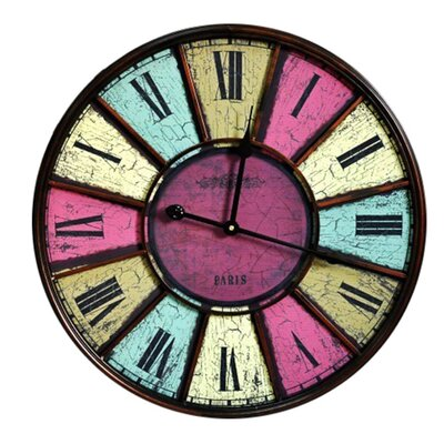 Fjørde & Co Strombo 58cm Wall Clock
