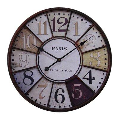 Fjørde & Co Classic 58cm Wall Clock