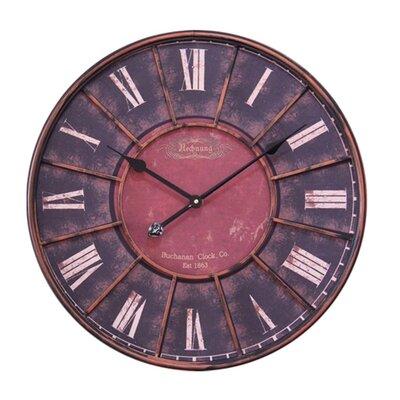 Fjørde & Co Calculation 58cm Wall Clock