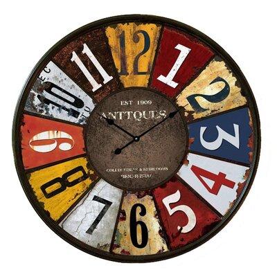 Fjørde & Co Antique 58cm Wall Clock