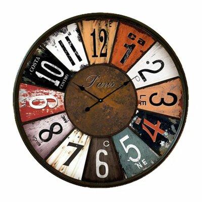 Fjørde & Co Coast 58cm Wall Clock