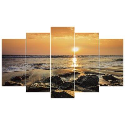Fjørde & Co Seashore 5-Piece Wall Art Set