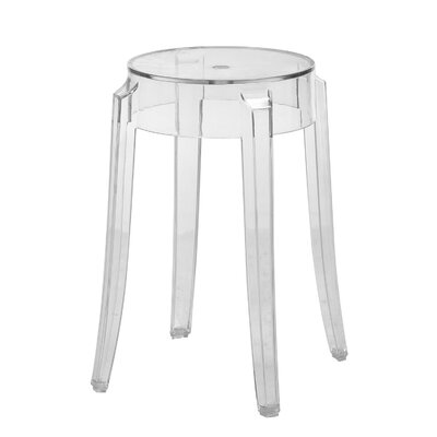 Fjørde & Co Clear Accent Stool