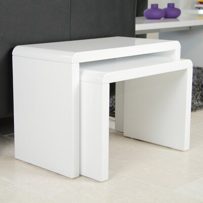 Fjørde & Co Siobhan 2 Piece Nest of Tables