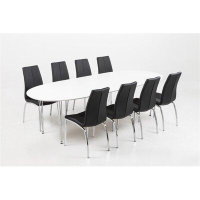 Fjørde & Co Carina Extendable Dining Table