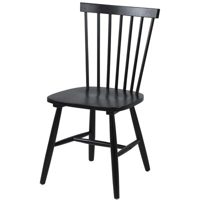 Fjørde & Co Lawrence Solid Wood Dining Chair