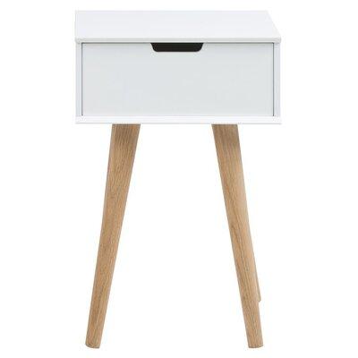 Fjørde & Co Hydra 1 Drawer Bedside Table