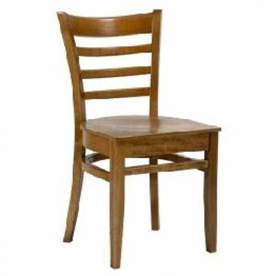 All Home Bewley Solid Wood Dining Chair