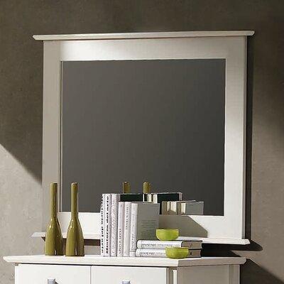 All Home Broadside Rectangular Vanity Table Mirror