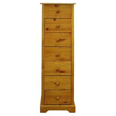 Andover Mills Bearse 7 Drawer Chest of Drawers