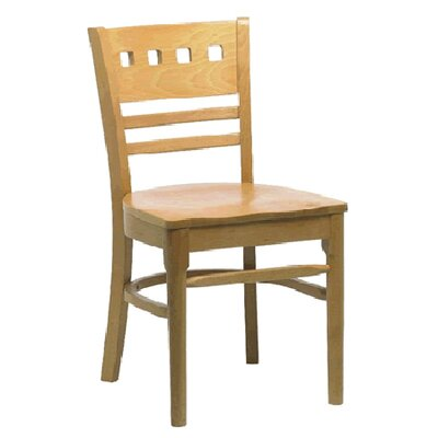 All Home Swedenborg Solid Beech Dining Chair