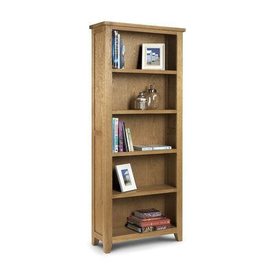 All Home Oliver Tall Wide 190cm Standard Bookcase