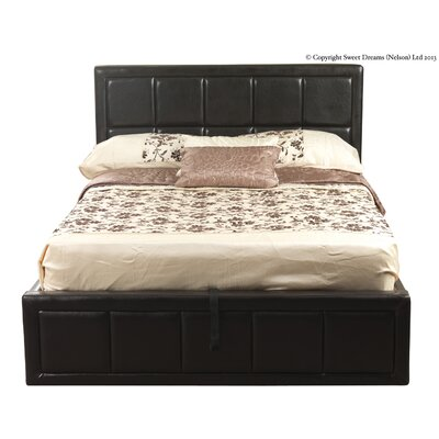 All Home Williamstown Upholstered Ottoman Bed Frame