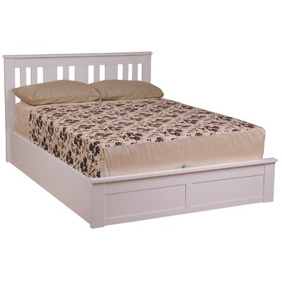All Home Borrika Ottoman Slat Bed