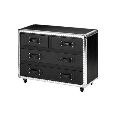 All Home Banto 4 Drawer Chest of Drawers