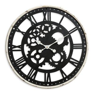 All Home Bantock Loft Wall Clock