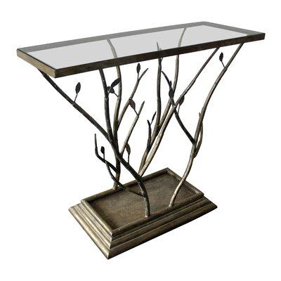 All Home Fuscello Console Table