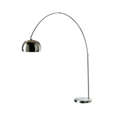 All Home All Home Arched Floor Lamp
