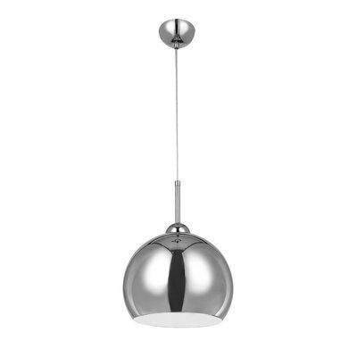 All Home 1 Light Globe Pendant