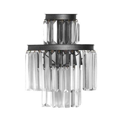 All Home Art Deco Wall Light