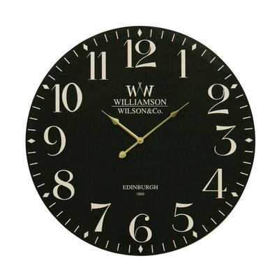 All Home Oversized 60cm Classical Wall Clock