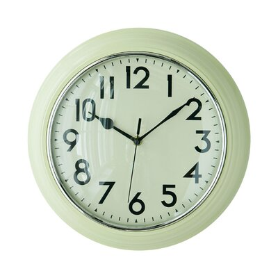 All Home 33cm Kitchen Wall Clock