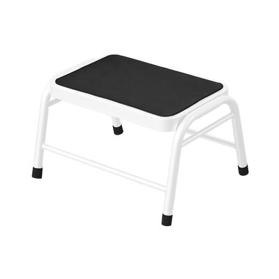 All Home 1-step Metal Step Stool