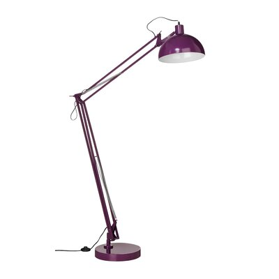 All Home All Home Reading Floor Lamp