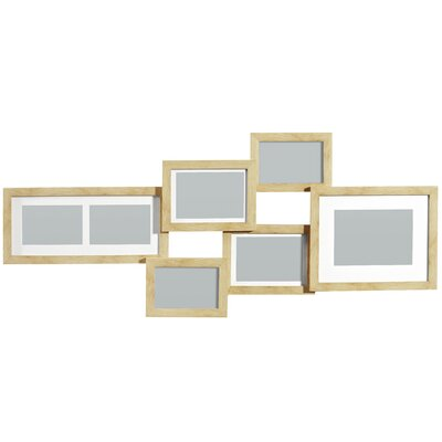 All Home 6 Piece Picture Frame Set