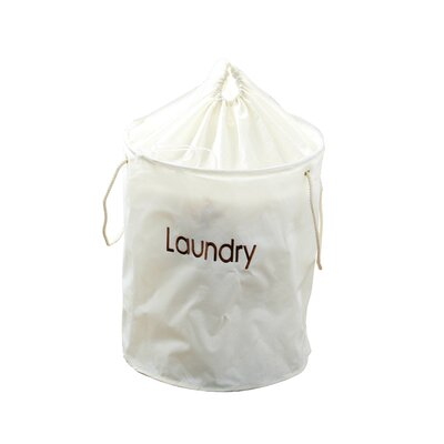 All Home Laundry Bag with Drawstring Top