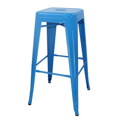 All Home Metal Decorative Stool