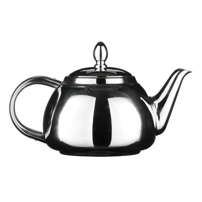 All Home 0.9L Stainless Steel Teapot