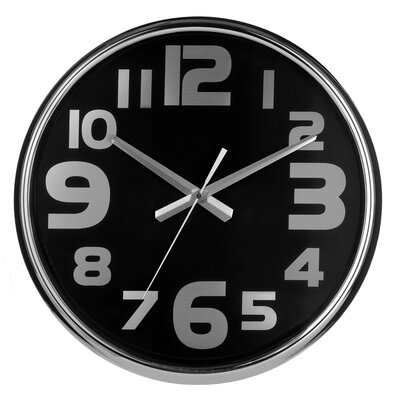 All Home 38cm Wall Clock