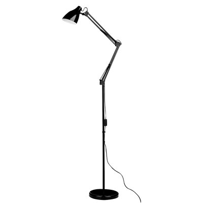 All Home Adjustable 172cm Reading Floor Lamp