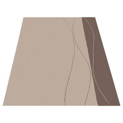 All Home Brown Area Rug