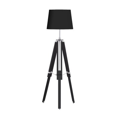 All Home 150cm Tripod Floor Lamp
