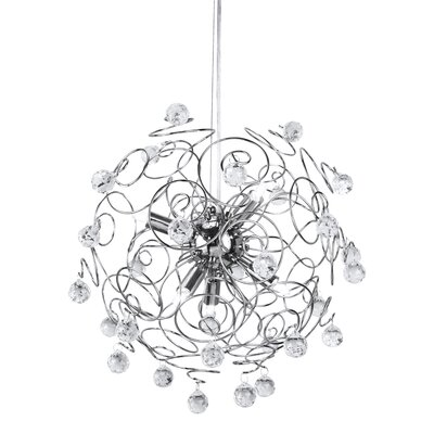 All Home Crystal Pendant