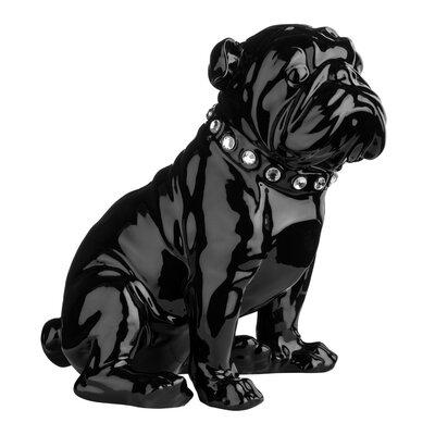 All Home Bulldog Figurine