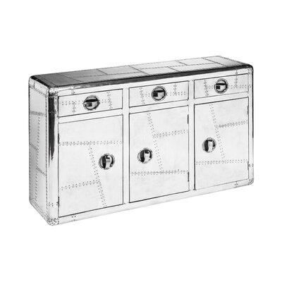 All Home Aviator 3 Door 3 Drawer Cabinet