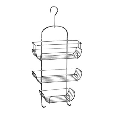 All Home Metal Hanging Shower Caddy